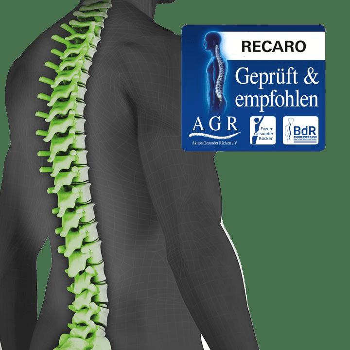 recaro-AGR-Zertifizierung